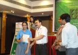 Felicitation of Winners of Debate Competition